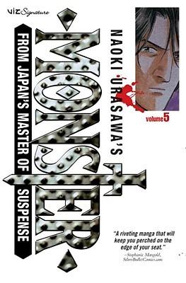 Naoki Urasawa's Monster, Volume 5 by Naoki Urasawa