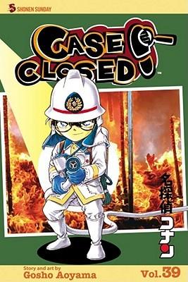 Case Closed, Vol. 39 by Gosho Aoyama