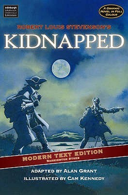 Kidnapped (Modern Text) [Graphic Novel]