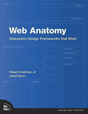 Web Anatomy by Robert Hoekman Jr.