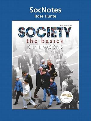 Soc Notes For Macionis, Society For Society: The Basics