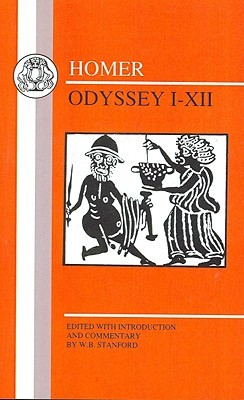 The Odyssey, Book 1-12 by Homer