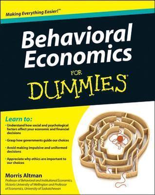 Behavioral Economics for Dummies