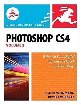 Photoshop Cs4, Vol 2: Visual QuickStart Guide