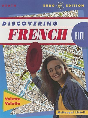 Discovering French: Student Edition Bleu Level 1 2001