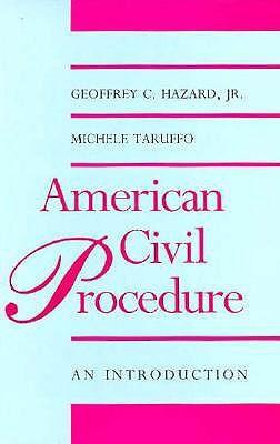 American Civil Procedure: An Introduction