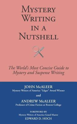 Mystery Writing in a Nutshell DJVU FB2 EPUB por John McAleer 978-1596635050