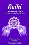 Reiki, the Healing Touch: Japanese Reiki Techniques and Hayashi Healing Guide