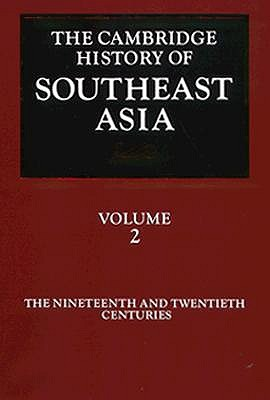 Cambridge History of Southeast Asia cover art