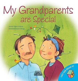 My Grandparents Are Special (Let's Talk About It Books)