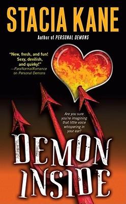 Demon Inside (Megan Chase, #2)