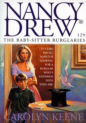 The Baby-Sitter Burglaries (Nancy Drew, #129)