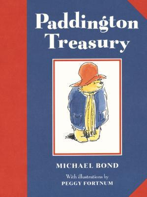 Paddington Treasury by Michael Bond