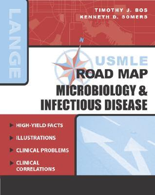 usmle road map microbiology and infectious diseases by timothy j bos