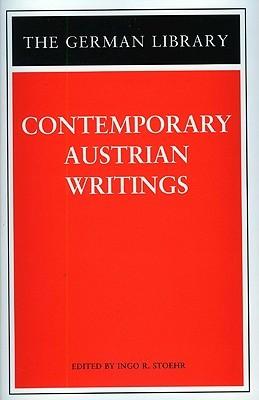 Contemporary Austrian Writings