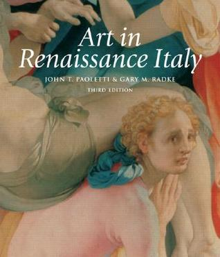 Art in Renaissance Italy, Perspectives Series