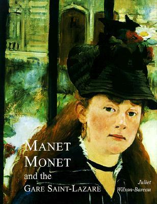 Manet, Monet, and the Gare Saint-Lazare