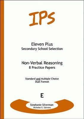Eleven Plus Non Verbal Reasoning
