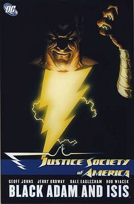 Justice Society of America, Vol. 5: Black Adam and Isis