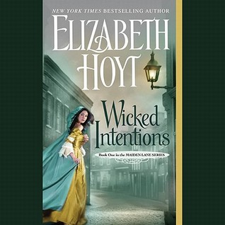 Wicked Intentions(Maiden Lane 1)