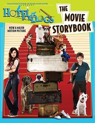 Hotel For Dogs The Movie Storybook By Tracey West