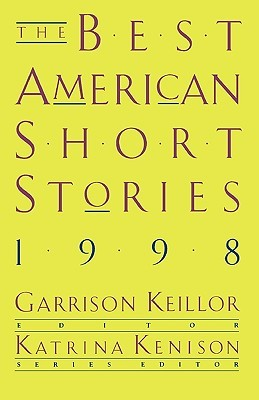 The Best American Short Stories 1998 by Garrison Keillor