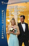 The Wedding She Always Wanted (McClane-Delgado, #2)