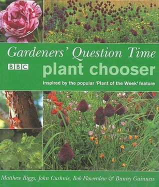 Gardeners' Question Time Plant Chooser: Inspired by the Popular 'Plant of the Week' Feature