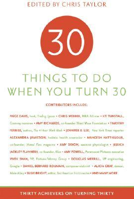 things to do at 30