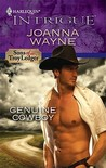 Genuine Cowboy (Sons of Troy Ledger, #2) (Harlequin Intrigue #1249)