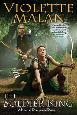The Soldier King by Violette Malan