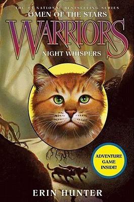 Night Whispers (Warriors: Omen of the Stars #3)