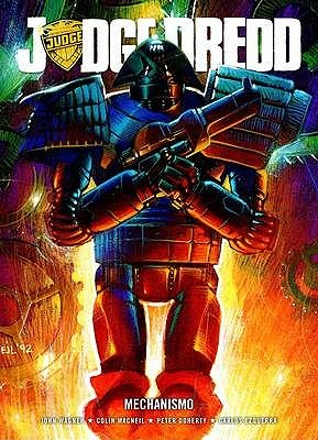 Judge Dredd: Mechanismo