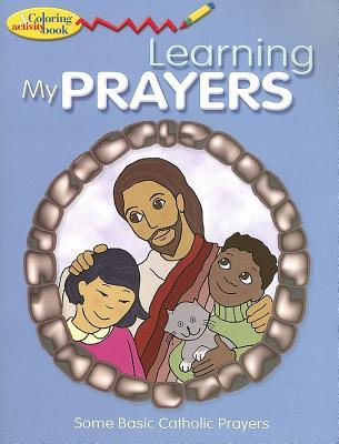 Learning My Prayers: Coloring & Activity Book