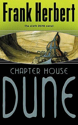 Chapterhouse Dune by Frank Herbert
