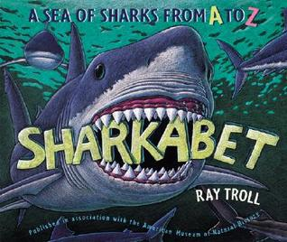 Sharkabet by Ray Troll