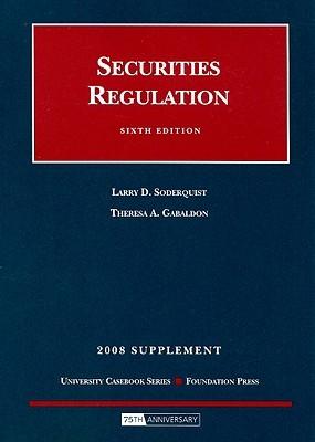 Securities Regulation Supplement