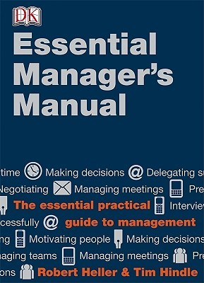 Essential Manager's Manual (Financial Times by Robert Heller