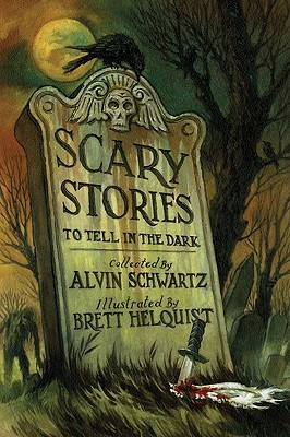 Scary Stories to Tell in the Dark by  Alvin Schwartz book review
