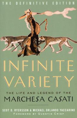 Infinite Variety by Scot D. Ryersson