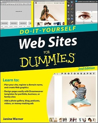 Do it yourself websites for dummies by janine warner do it yourself websites for dummies solutioingenieria Image collections
