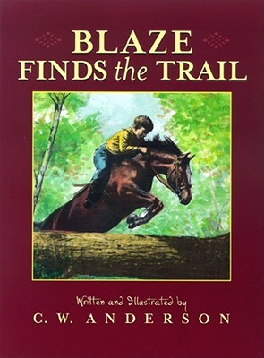 Blaze Finds the Trail(Billy & Blaze)