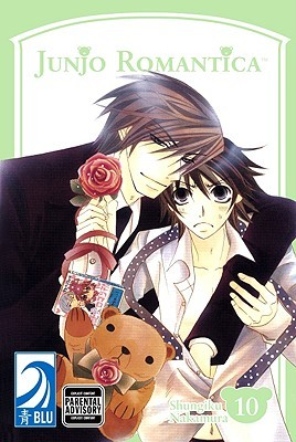 Junjo Romantica, Volume 10 by Shungiku Nakamura