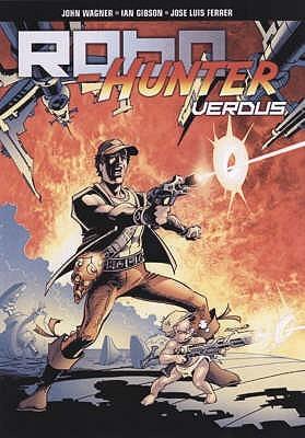 Robo Hunter - Verdus  (Robo Hunter 1)