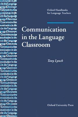 Communication in the language classroom by tony lynch communication in the language classroom other editions enlarge cover 2300451 fandeluxe Choice Image
