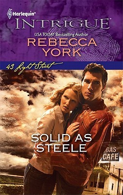 Solid as Steele by Rebecca York