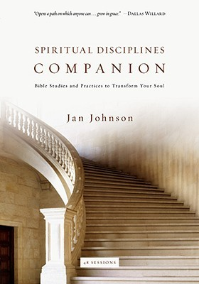 Spiritual Disciplines Companion by Jan Johnson