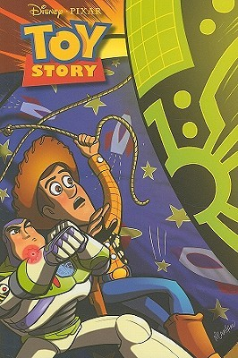 Toy Story: The Mysterious Stranger Hardcover