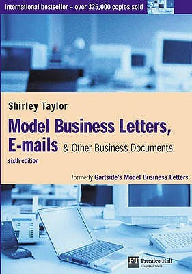 Model Business Letters, E Mails & Other Business Documents