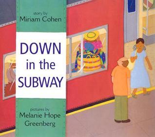 Down in the Subway by Melanie Hope Greenberg